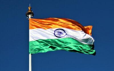 La bandera de la India: historia y simbología