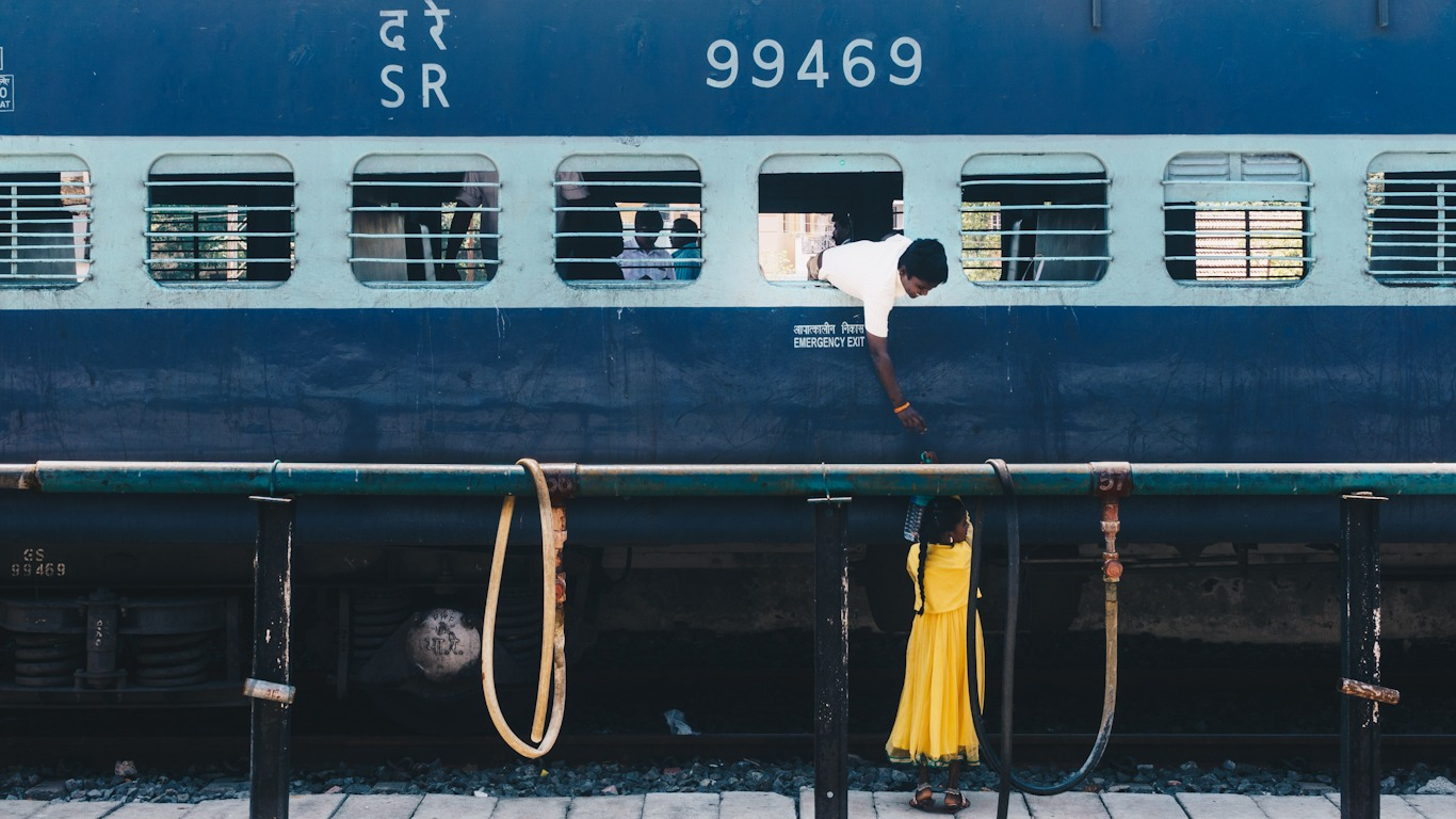 Guía completa de los trenes en India