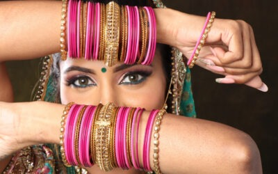 El Bindi en la India: todo sobre su significado y origen